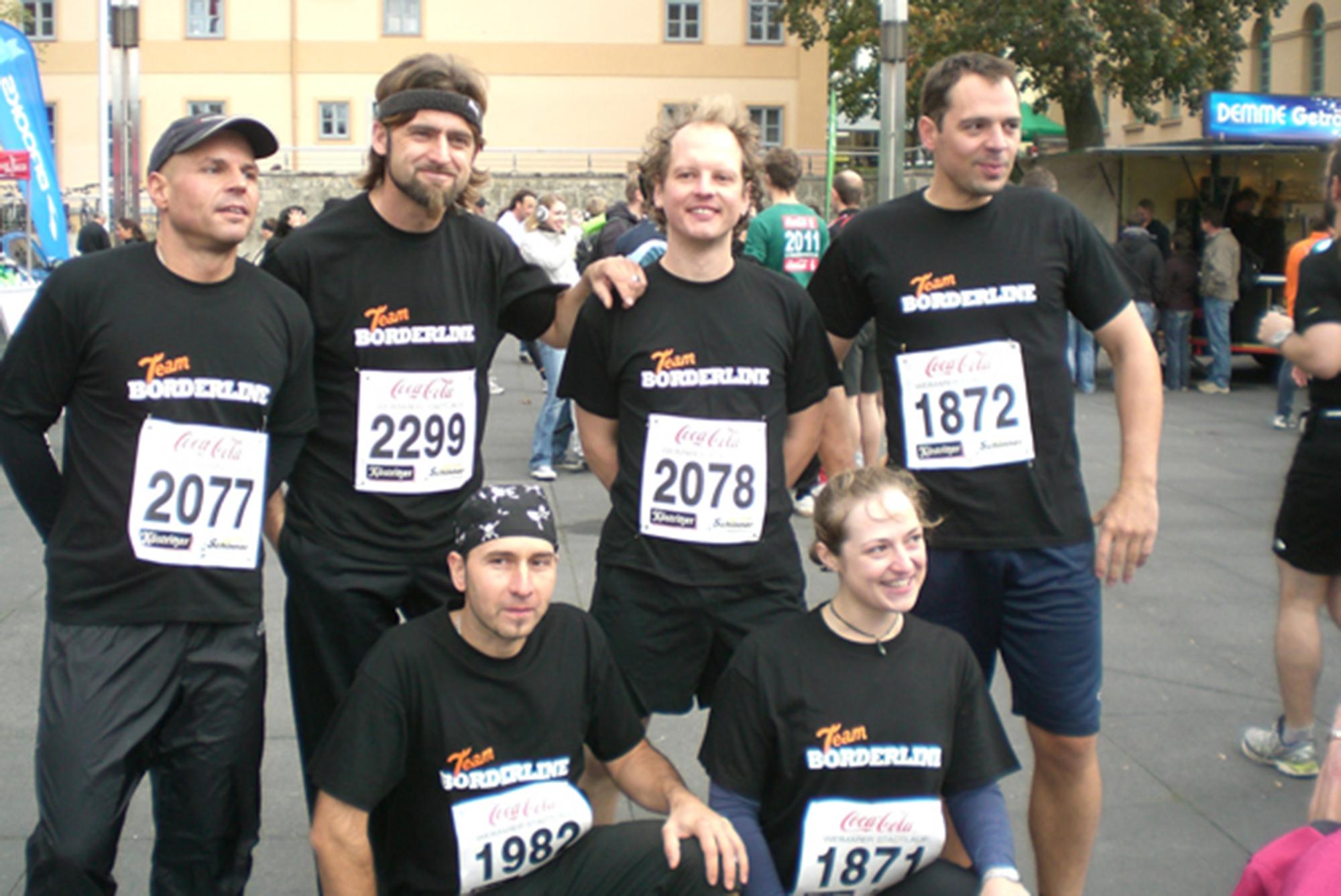 Team BORDERLINE