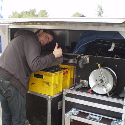 1 Tonne Equipment für Usbekistan war genehmigt