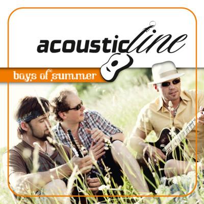 Die neue Acousticline CD ist fertig.